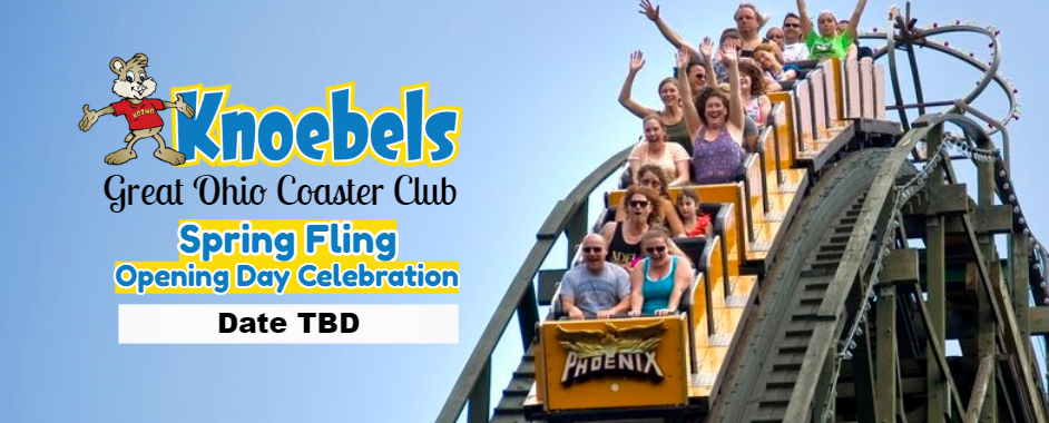 Knoebels Opening Day 2020 New Website