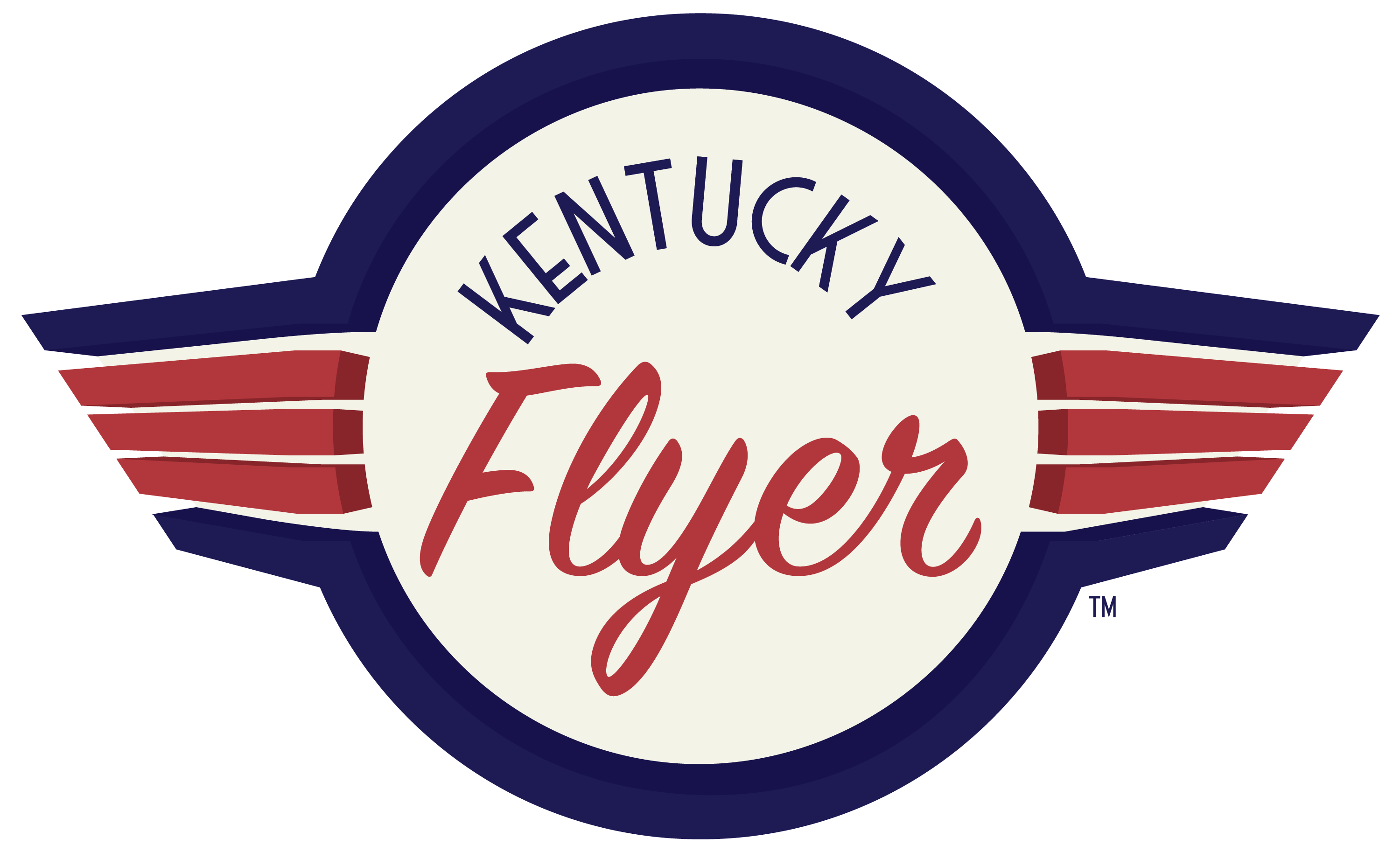 kentucky flyer logo